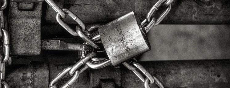 Secure padlock