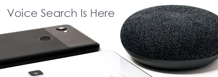 Voice Search Is Here