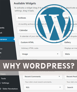 Why Choose Wordpress?