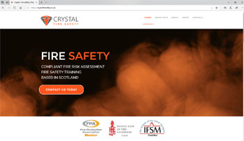 Recent project preview - Fire Safety