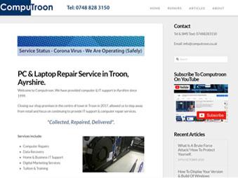Computroon website